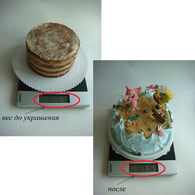 Торт 1 кг фото